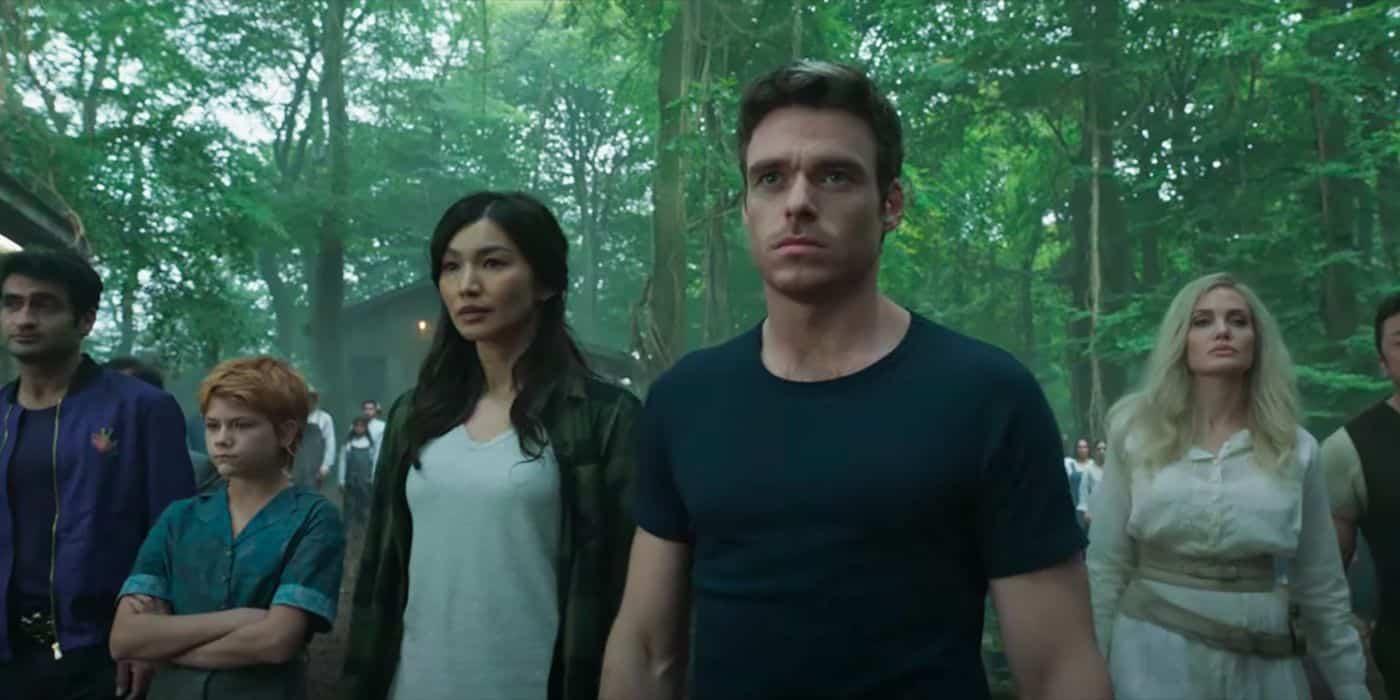 Eternals Marvel trailer pre Fázu 4