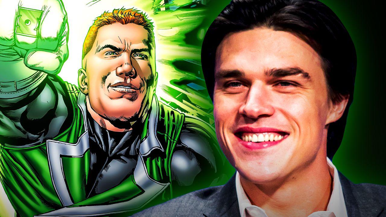 Finn Wittrock Green Lantern