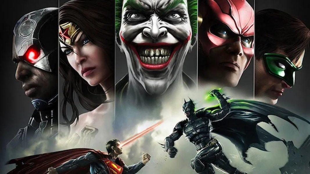 Injustice film DC