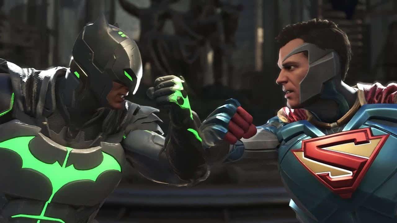 DC Injustice film