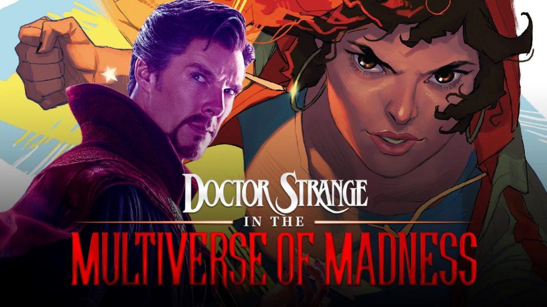 záporák Doctor Strange 2