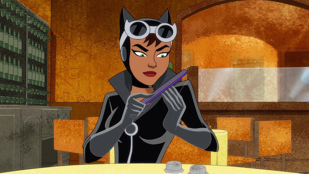 harley quinn catwoman