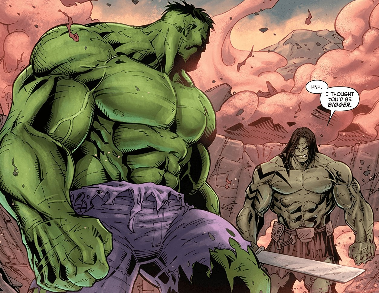 Hulk a Skaar