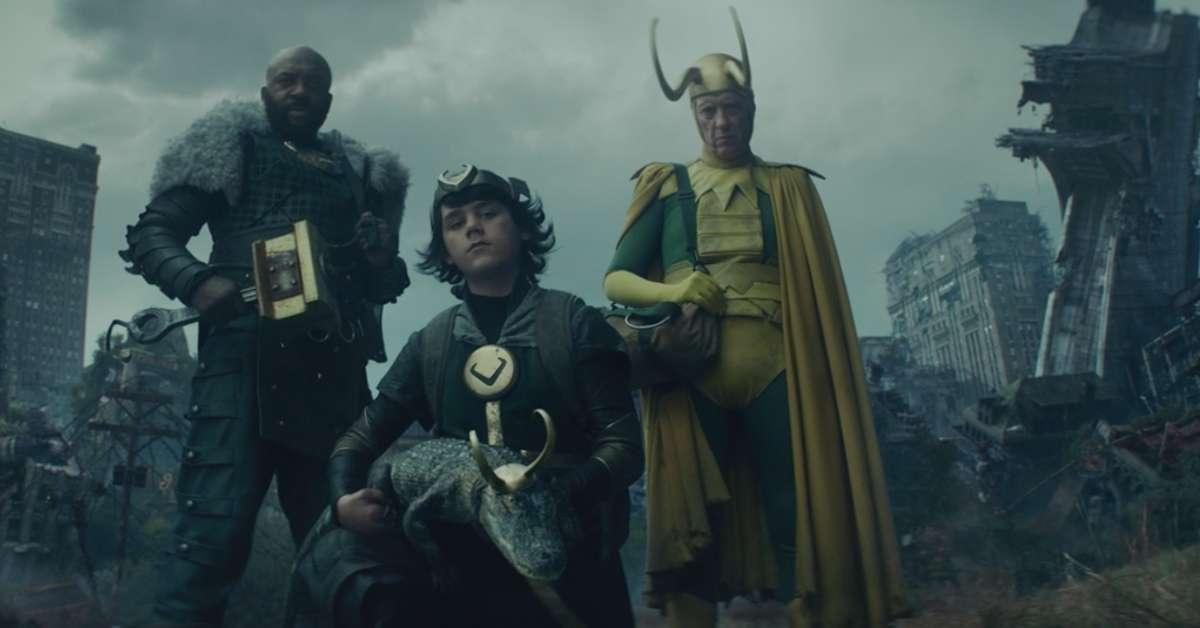 Loki varianty