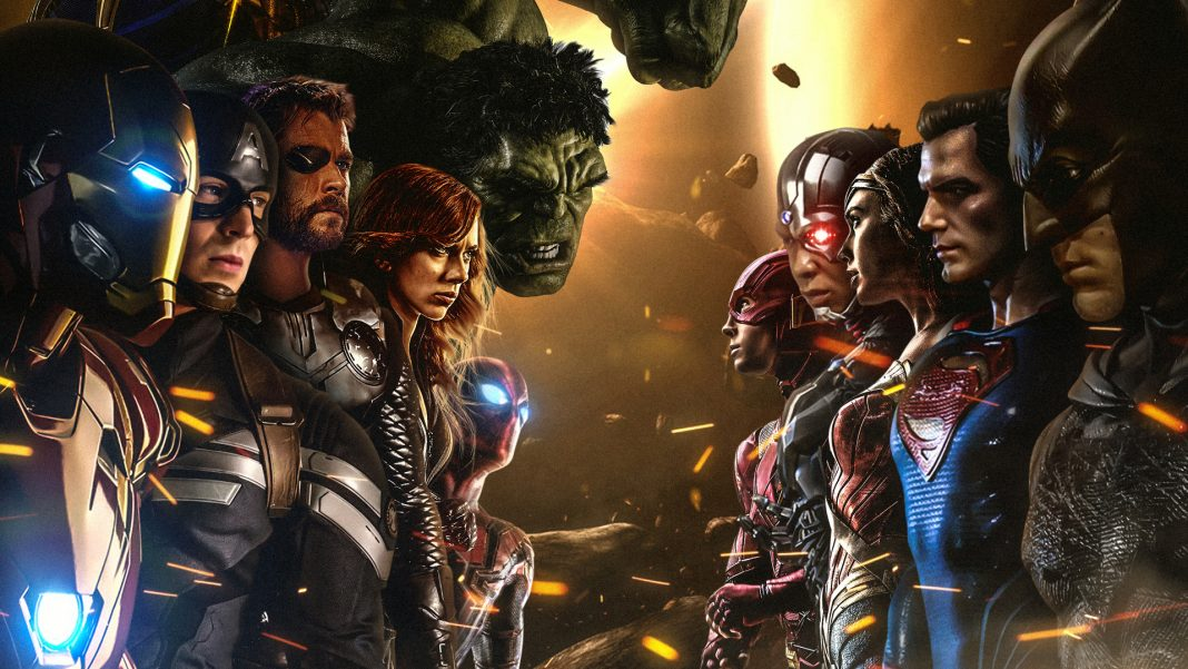 Možný crossover medzi DC a Marvel