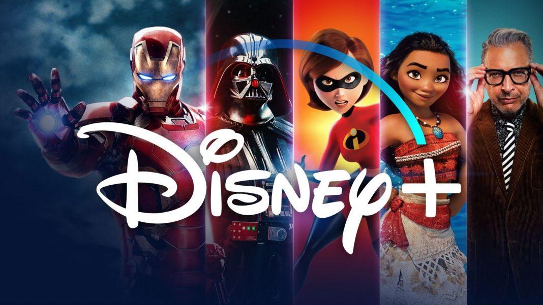 Vydávanie seriálov na Disney+ v stredy