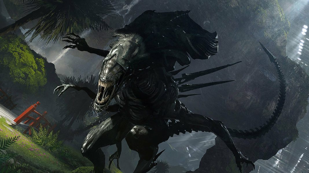 Alien 5 koncepty