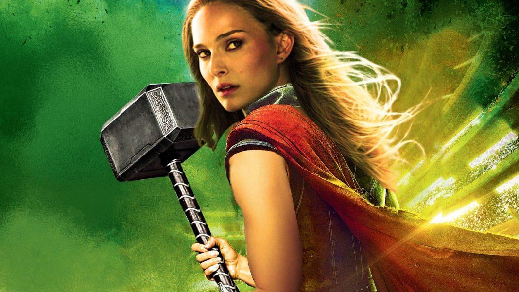 kostým Jane Foster v Thor 4