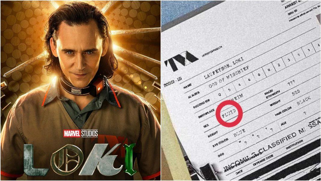 Loki je gender-fluid