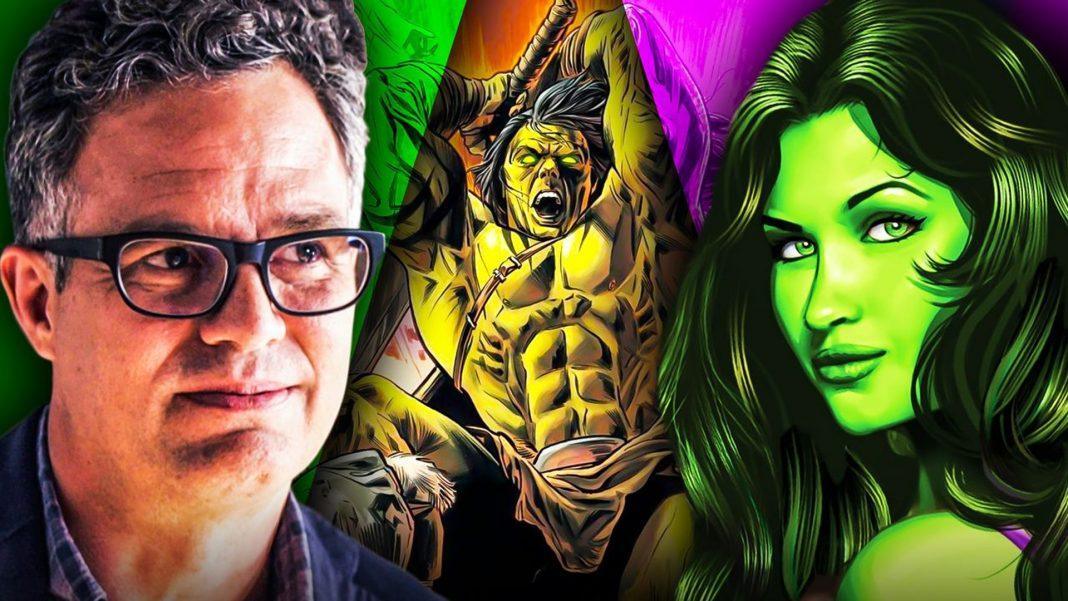 Hulkov syn v seriáli She-Hulk