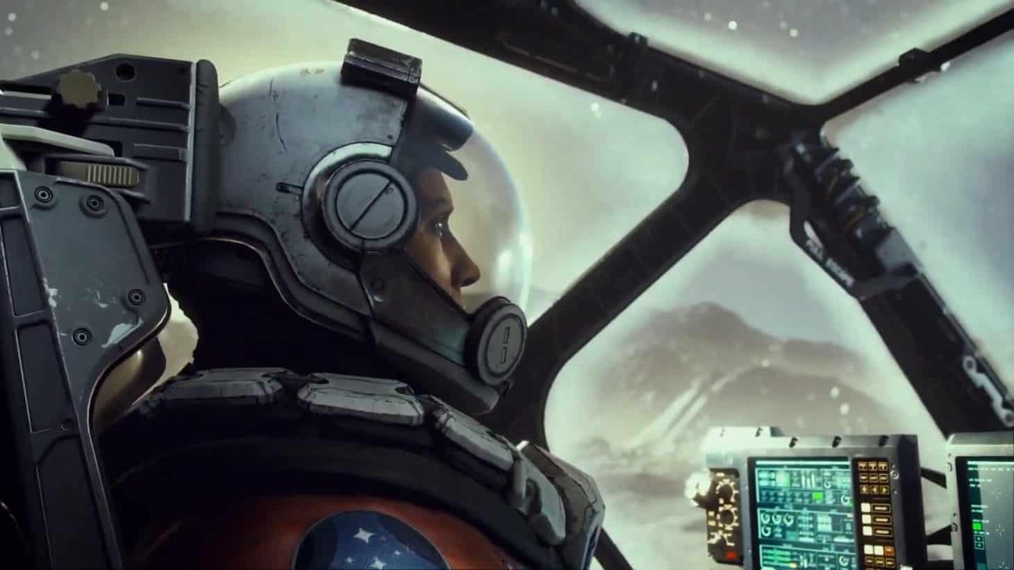 Bethesda Games Starfield trailer