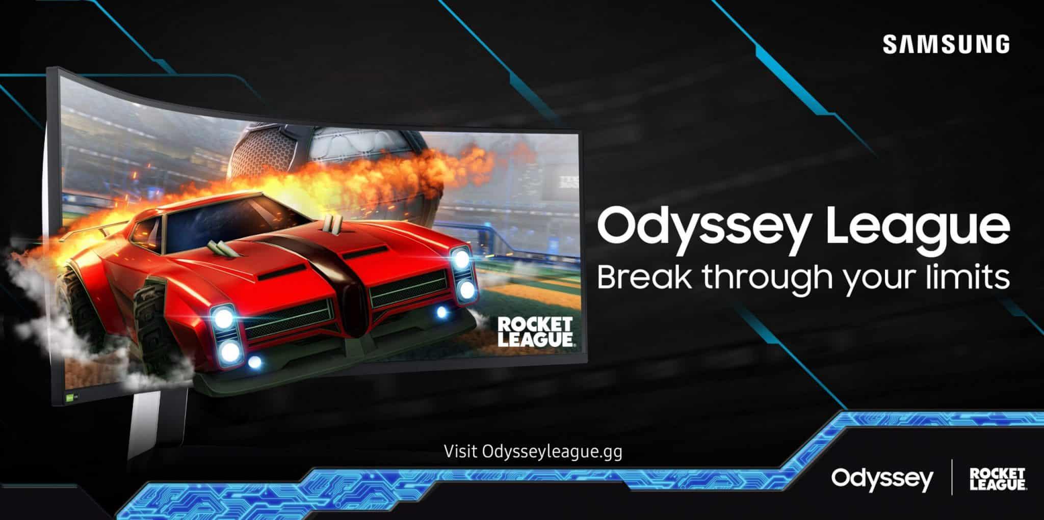 Samsung Odyssey League