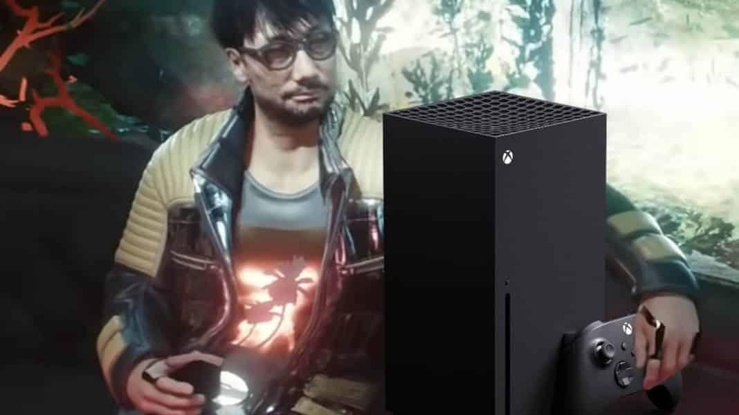 Hideo Kojima Microsoft deal