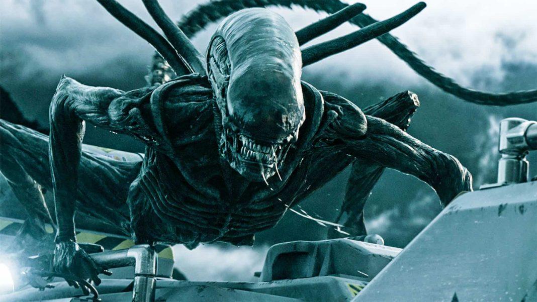seriál alien