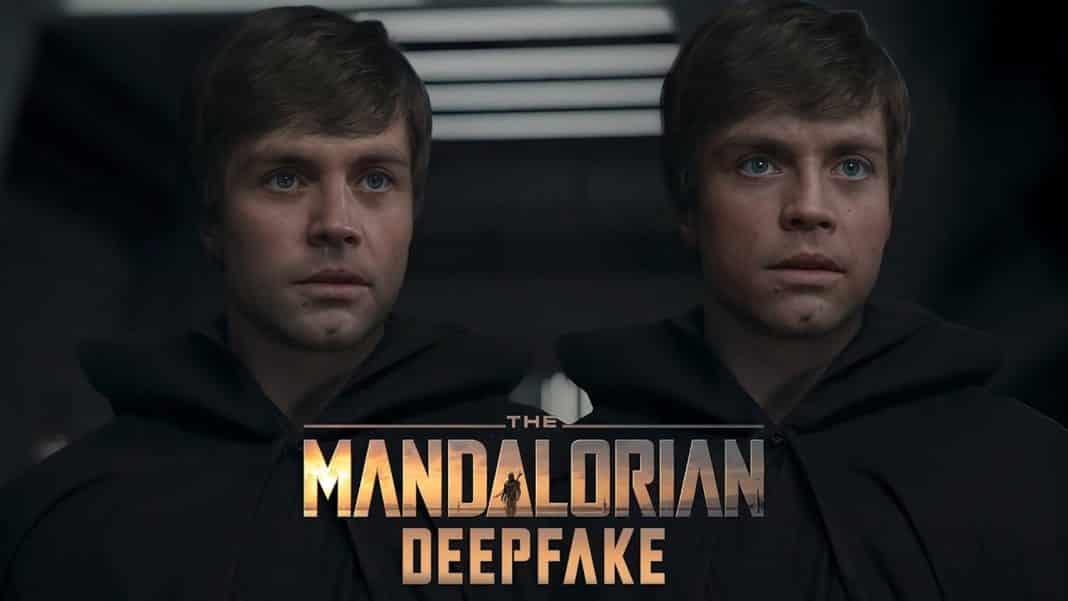 deepfake luke skywalker