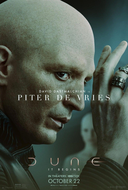 David Dastmalchian ako Piter de Vries