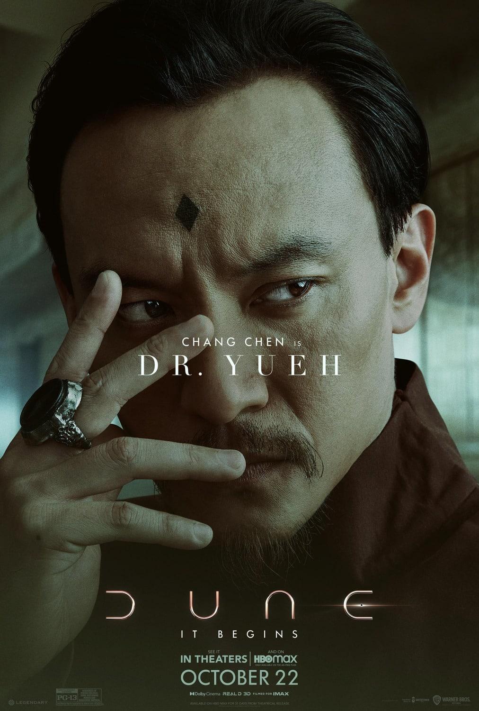 Chang Chen ako Dr. Yueh Wellington