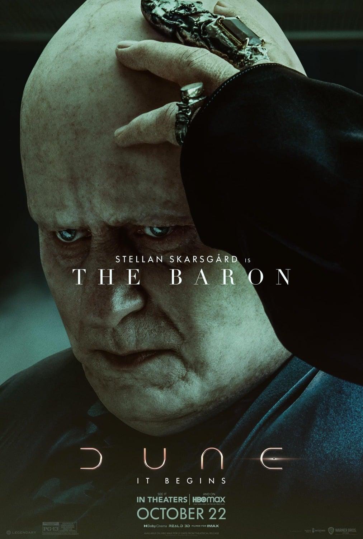 Stellan Skarsgård ako Barón Vladimir Harkonnen