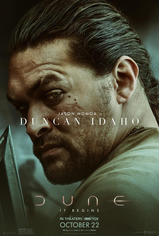 Jason Momoa ako Duncan Idaho