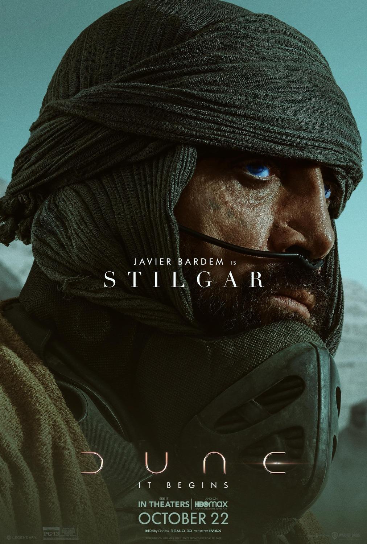 Javier Bardem ako Stilgar