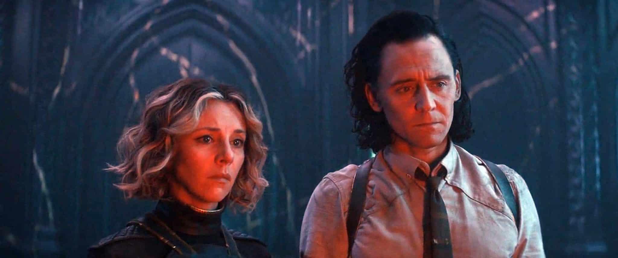 Loki a Sylvie
