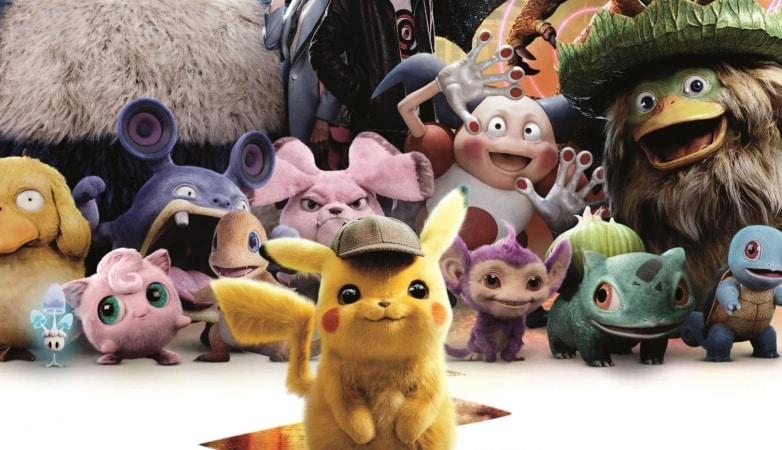 seriál Pokemon Netflix