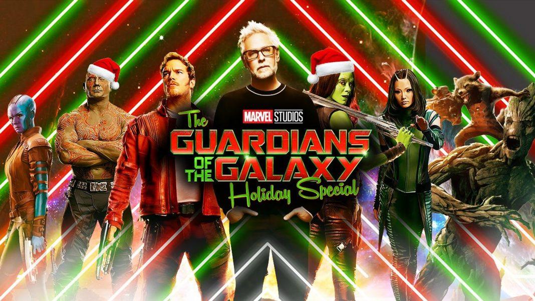 Strážcovia Galaxie: Vianočný špeciál