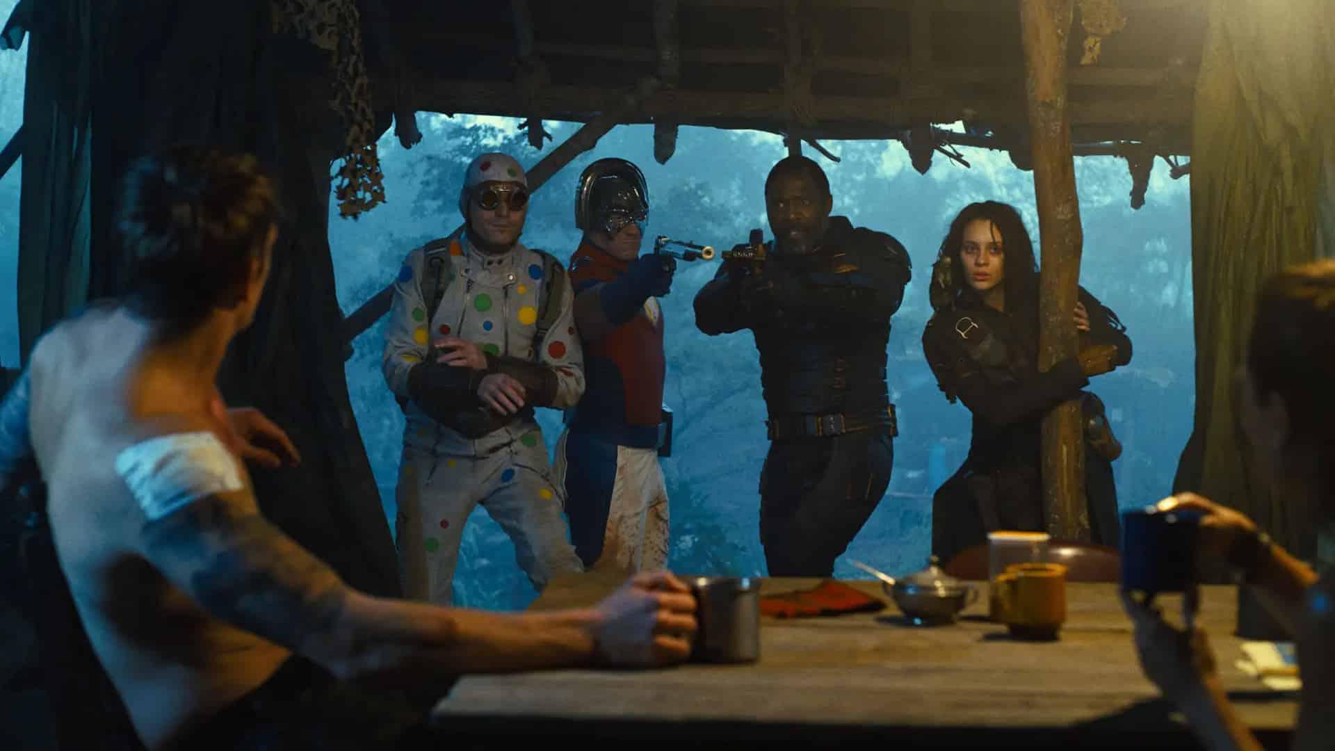 The Suicide Squad Recenzia