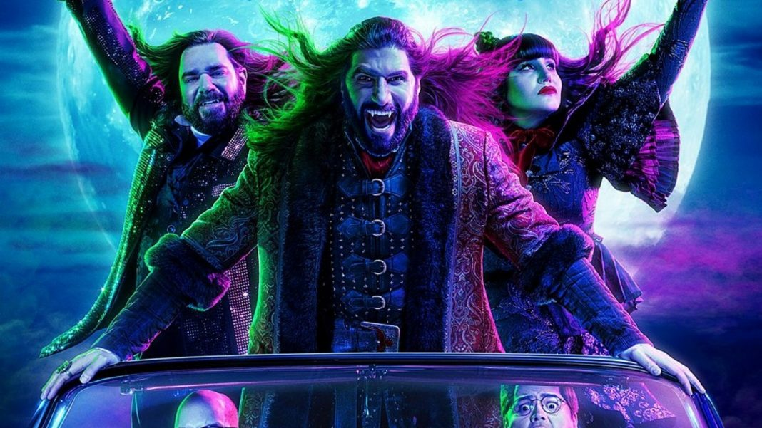 4. séria what we do in the shadows