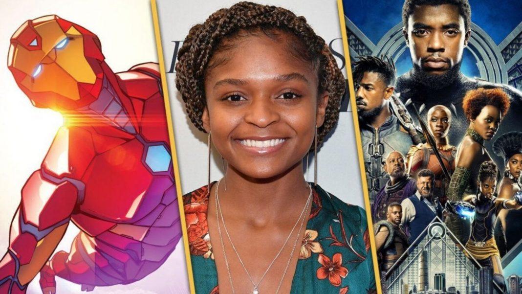 Ironheart debutuje v Black Panther 2