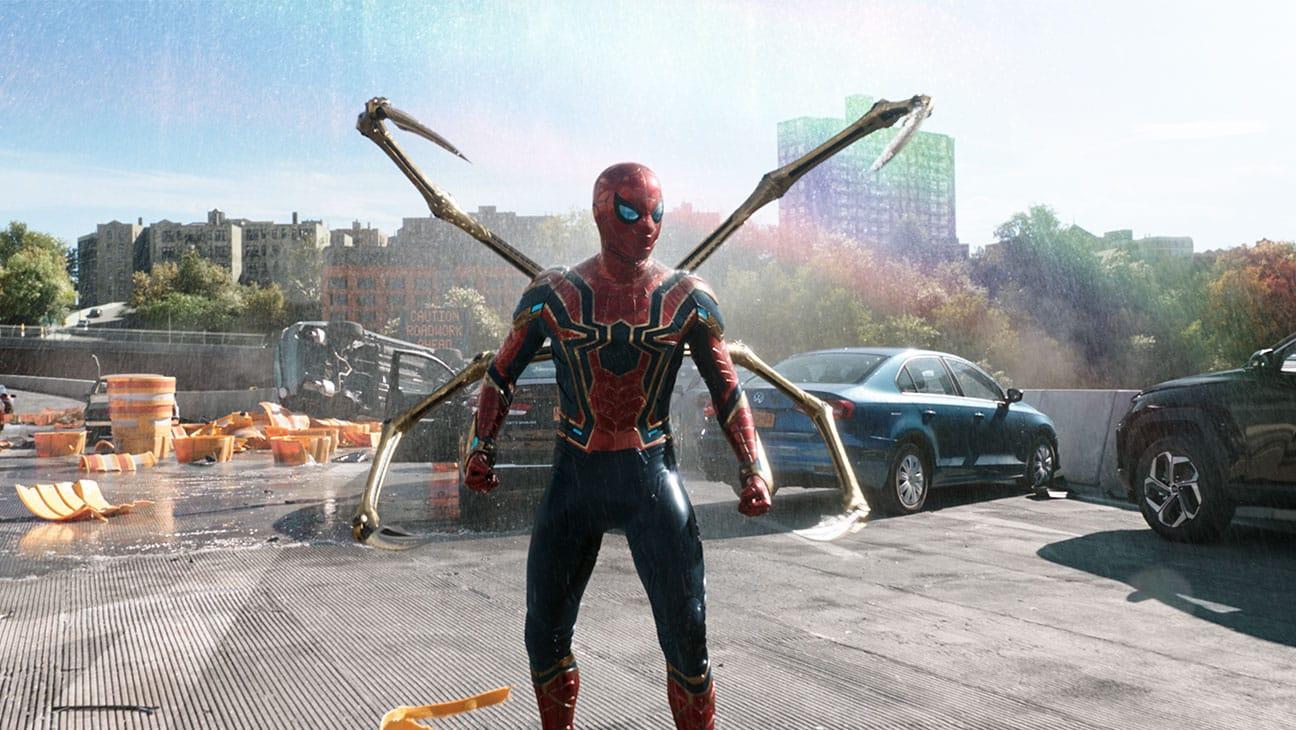 Iron Spider Spider-Man No Way Home