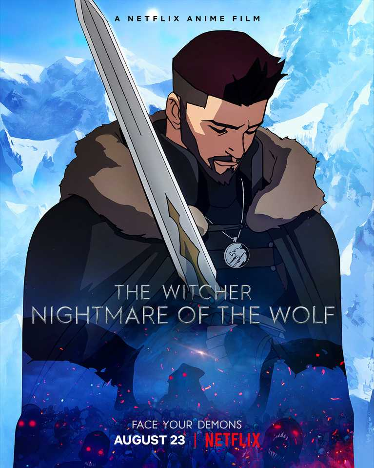 The Witcher: Nightmare od the Wolf nový trailer