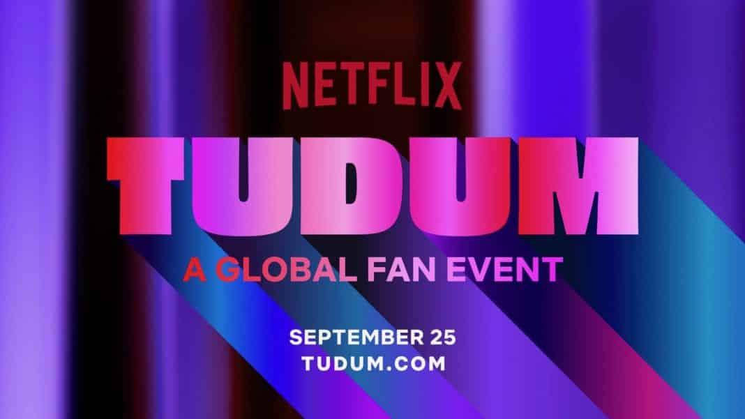 fanúšikovská Netflix udalosť TUDUM