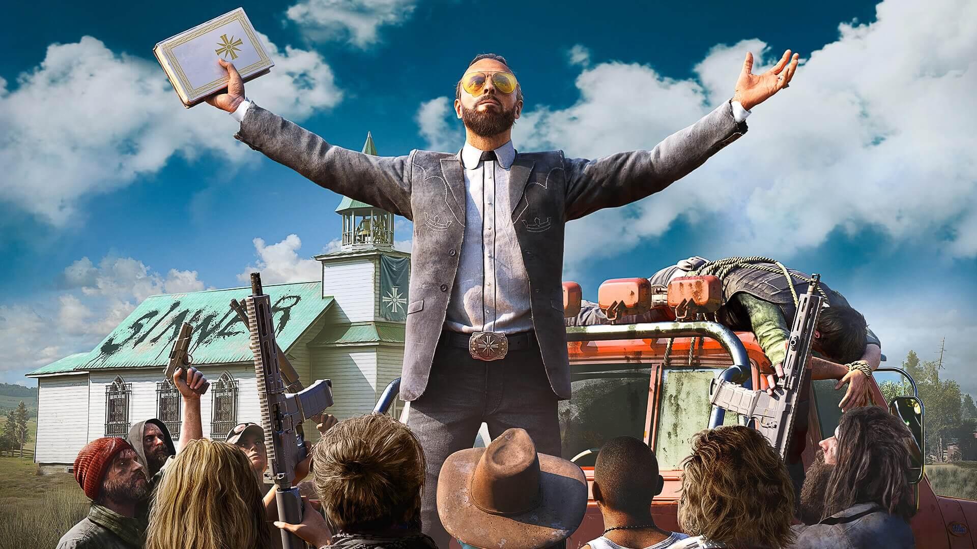 Far Cry 5 zadarmo