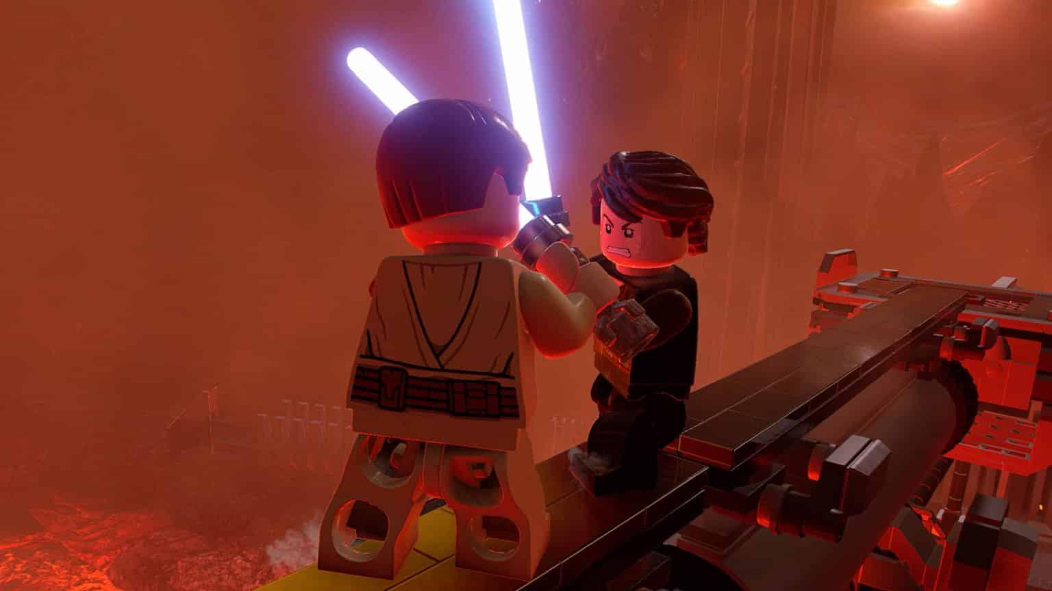 gameplay Lego Star Wars
