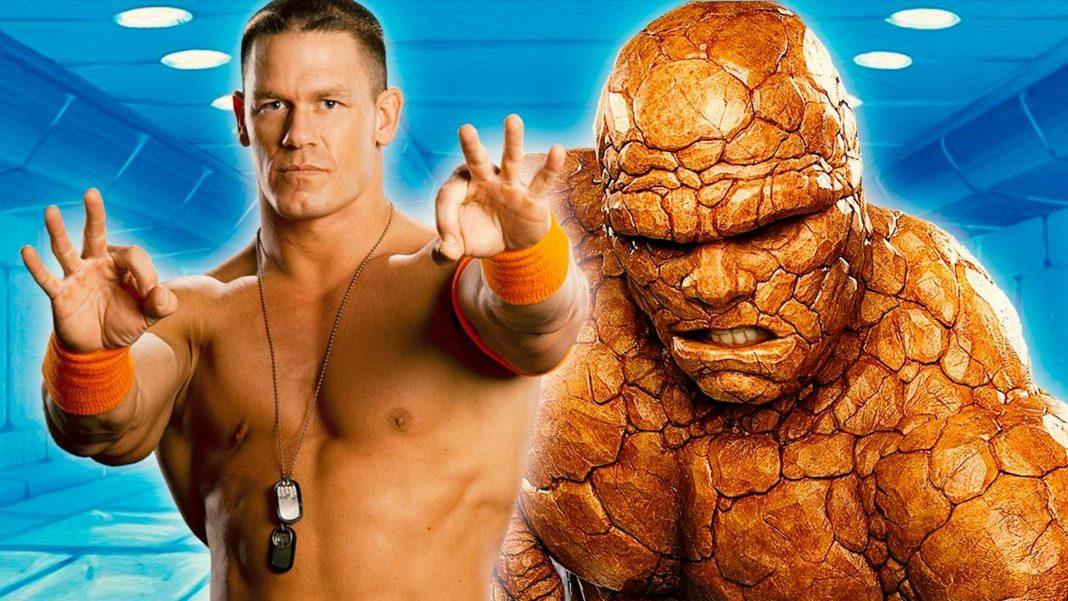 John Cena Thing Fantastická štvorka
