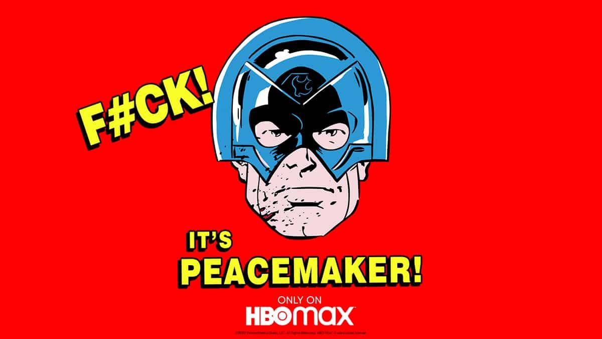 peacemaker seriál