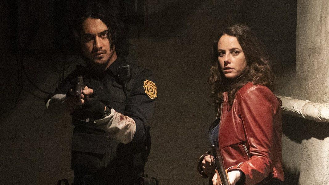 prvý pohľad na film Resident Evil