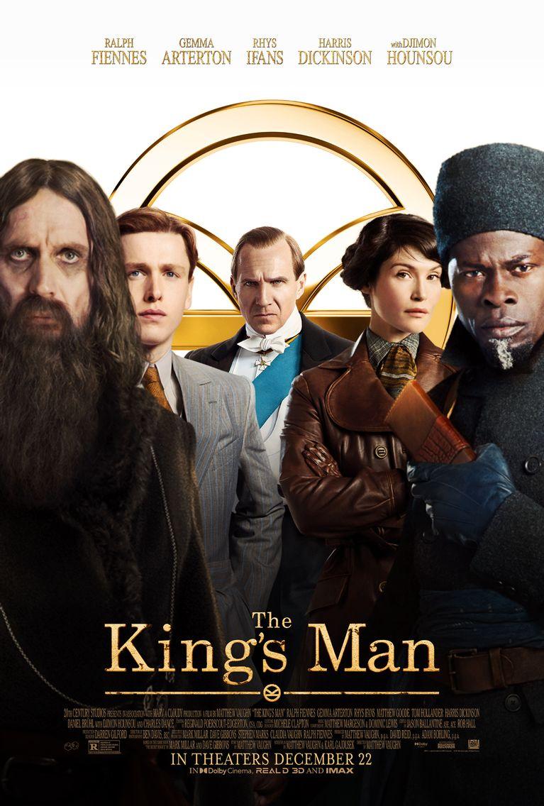 The King's Man: Prvá misia nový trailer plagát