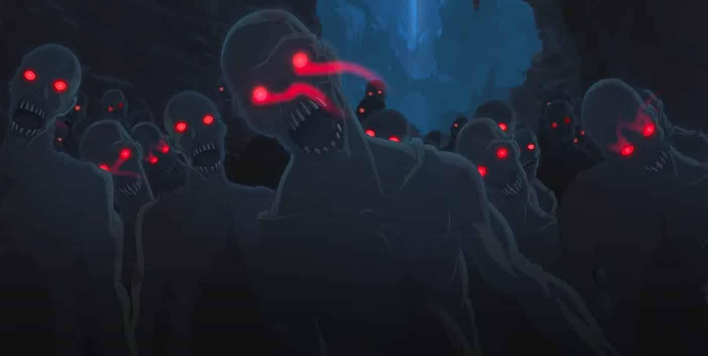 Najkrvavejší animák, aký si kedy videl | Zaklínač: Vlčí sen RECENZIA