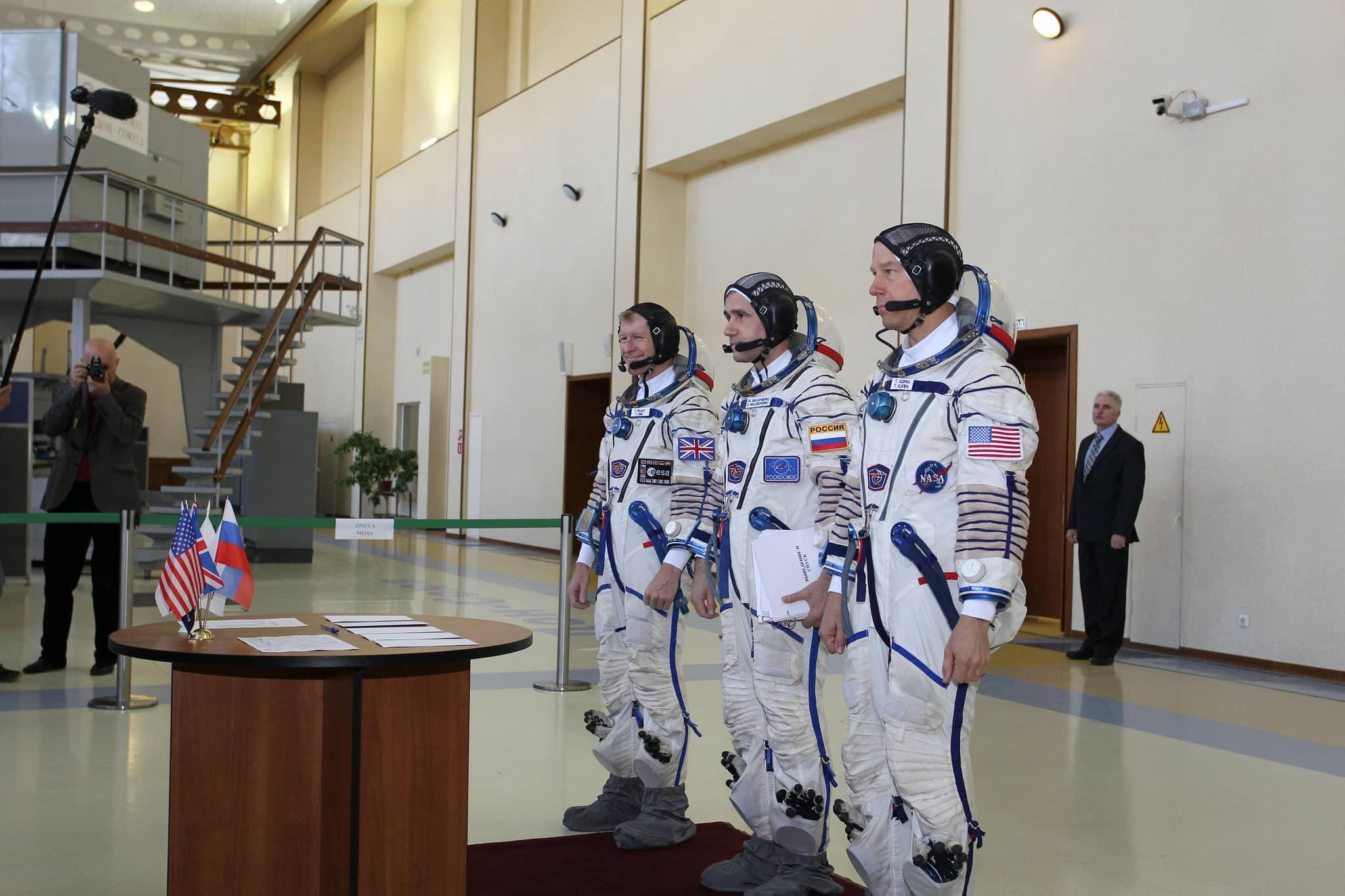 ruski kozmonauti