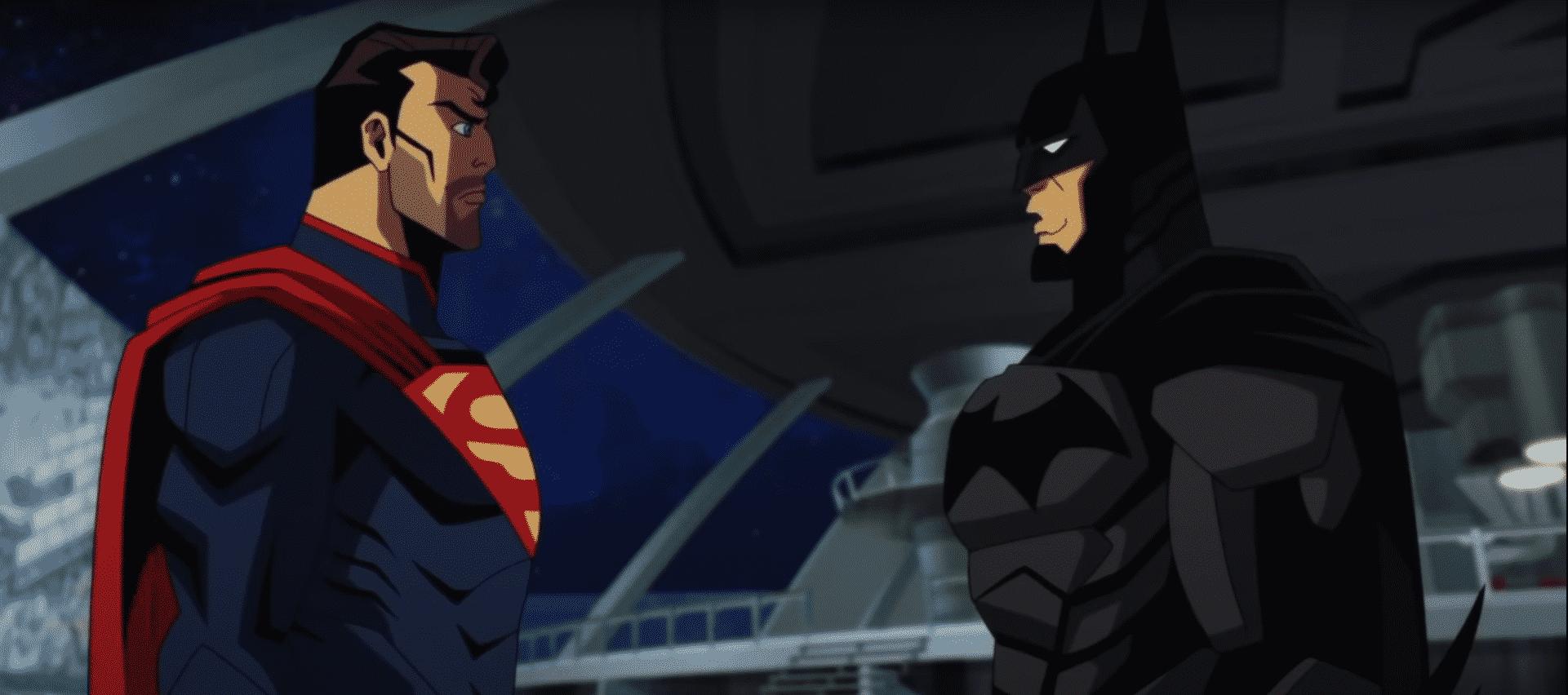 nový trailer Injustice