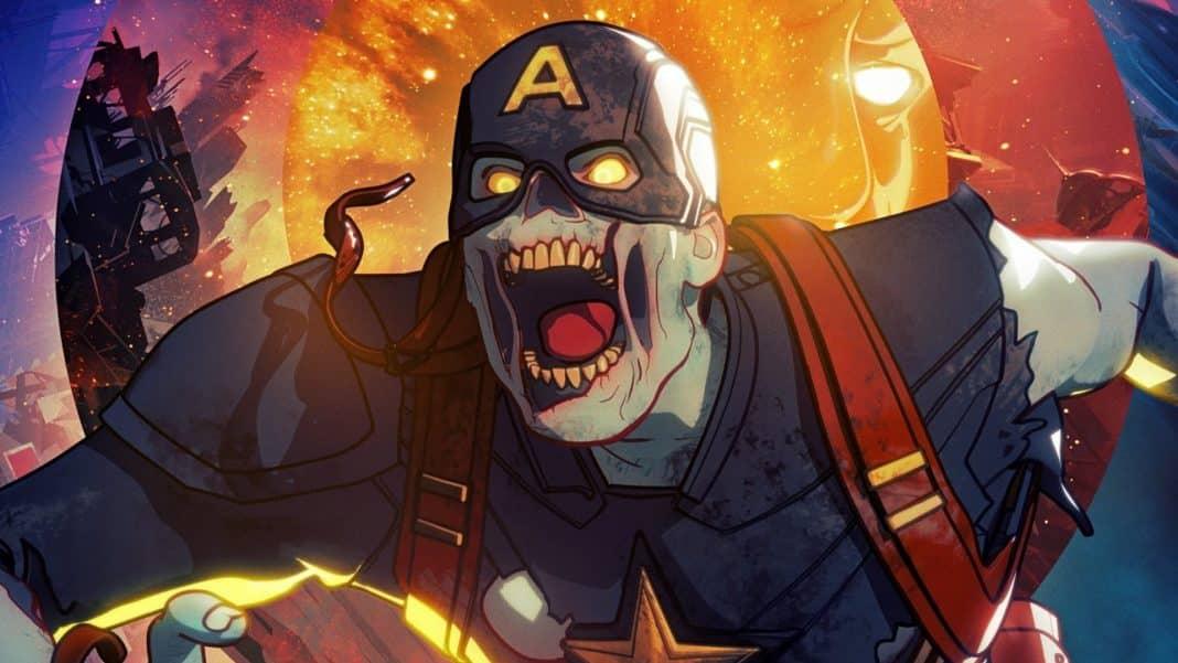 hraný Marvel zombie projekt