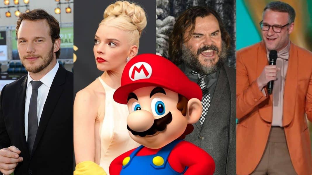 animovaný film Super Mario Bros