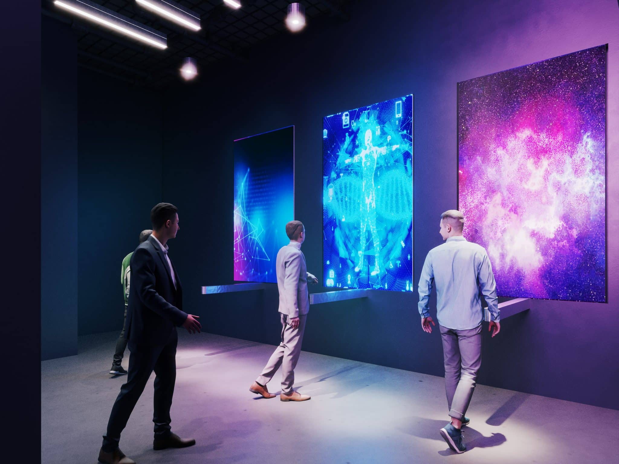 Slovenský pavilón Expo Dubaj 2020 C