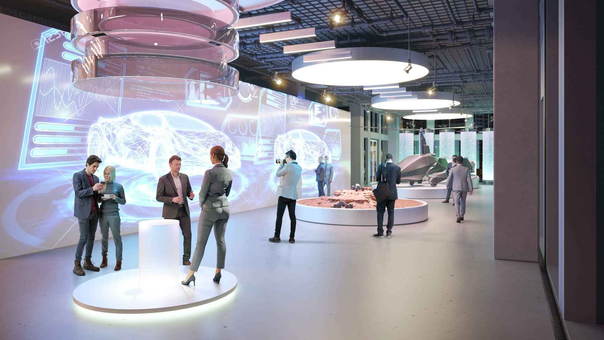 Slovenský pavilón Expo Dubaj 2020 D