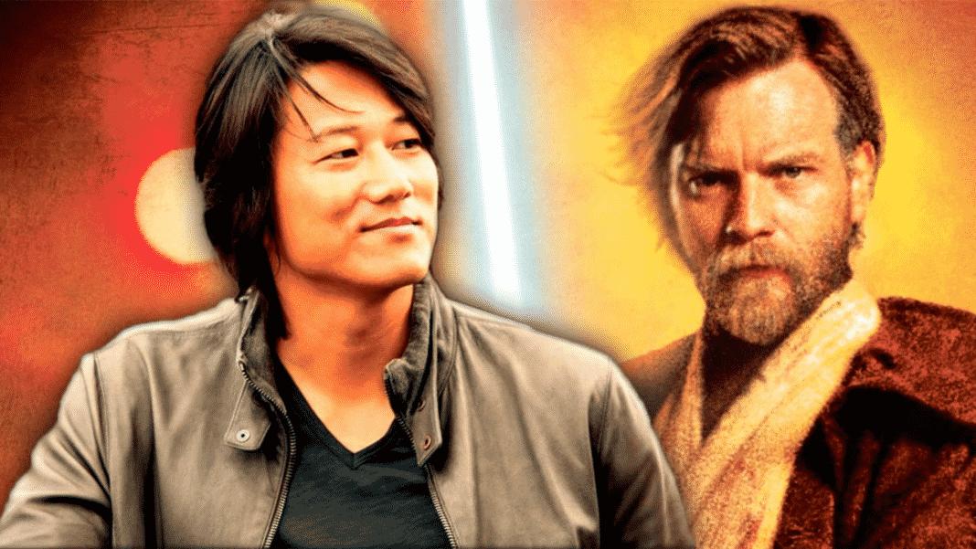 Sung Kang Obi-Wan Kenobi