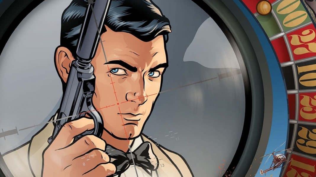 Archer 13. séria