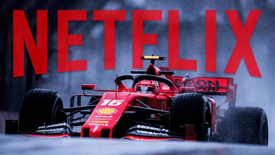 Formula 1 na Netflixe