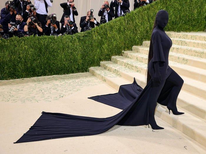 Kim Kardashian West - Met Gala 2021